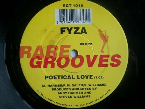 Bild FYZA - Poetical Love / Piano (12) Schallplatten Ankauf