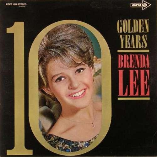 Cover Brenda Lee - 10 Golden Years (LP, Comp, RE) Schallplatten Ankauf