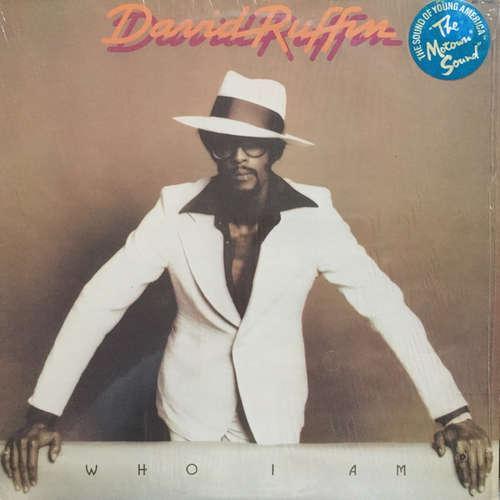 Bild David Ruffin - Who I Am (LP, Album, Sup) Schallplatten Ankauf