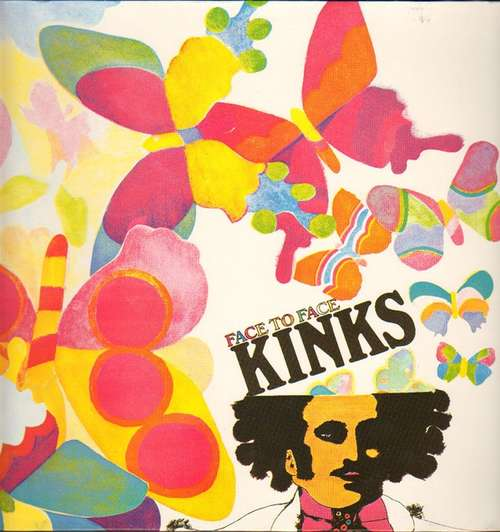 Cover The Kinks - Face To Face (LP, Album, Mono, RE) Schallplatten Ankauf