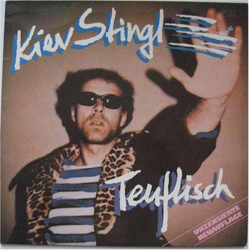 Cover Kiev Stingl - Teuflisch (LP, Album, RE) Schallplatten Ankauf