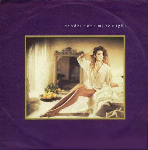 Bild Sandra - One More Night (7, Single) Schallplatten Ankauf