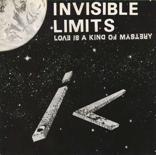 Cover Invisible Limits - Love Is A Kind Of Mystery (12, RP, Red) Schallplatten Ankauf