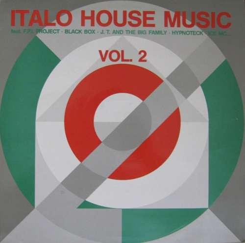 Cover Various - Italo House Music Vol. 2 (LP, Comp) Schallplatten Ankauf