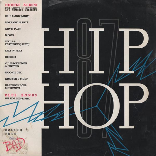 Cover Various - Hip Hop 87 (2xLP, Comp, P/Mixed) Schallplatten Ankauf