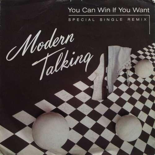 Bild Modern Talking - You Can Win If You Want (Special Single Remix) (7, Single) Schallplatten Ankauf