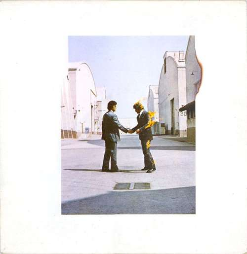 Bild Pink Floyd - Wish You Were Here (LP, Album, RE) Schallplatten Ankauf