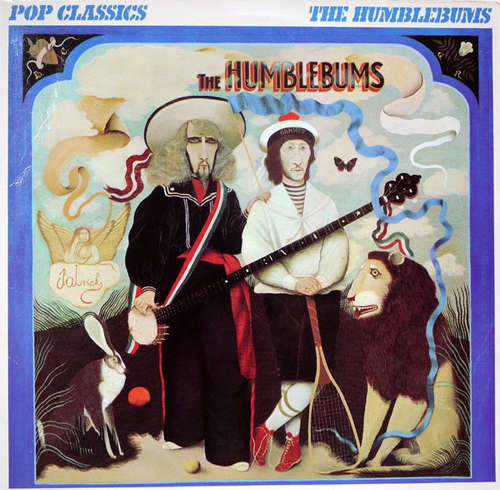 Cover The Humblebums - The Humblebums (LP, Album, RE) Schallplatten Ankauf