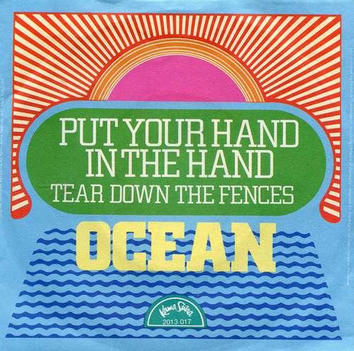 Bild Ocean (3) - Put Your Hand In The Hand (7, Single) Schallplatten Ankauf