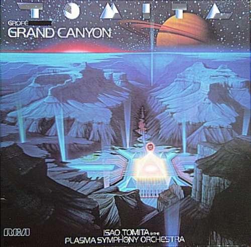 Cover Isao Tomita* & The Plasma Symphony Orchestra - Grand Canyon (LP, Album) Schallplatten Ankauf