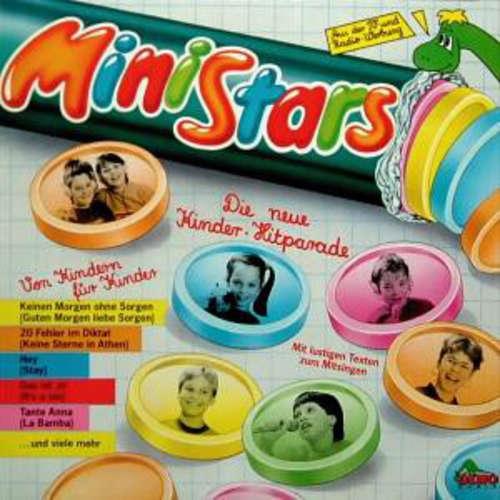 Cover zu Mini Stars - Mini Stars (LP) Schallplatten Ankauf
