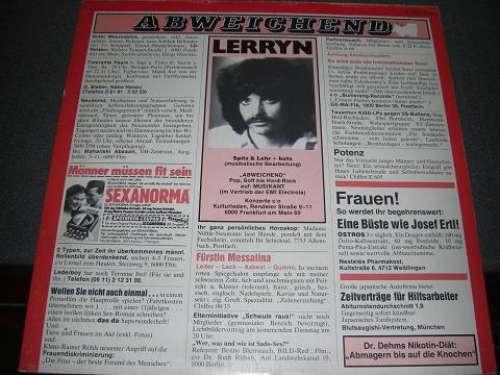 Bild Lerryn - Abweichend (LP, Album) Schallplatten Ankauf