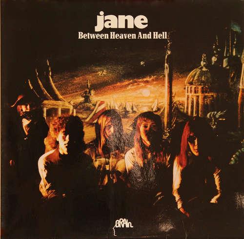 Cover Jane - Between Heaven And Hell (LP, Album, Gat) Schallplatten Ankauf