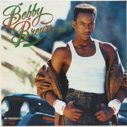 Cover Bobby Brown - My Prerogative (Extended Remix) (12, Single) Schallplatten Ankauf