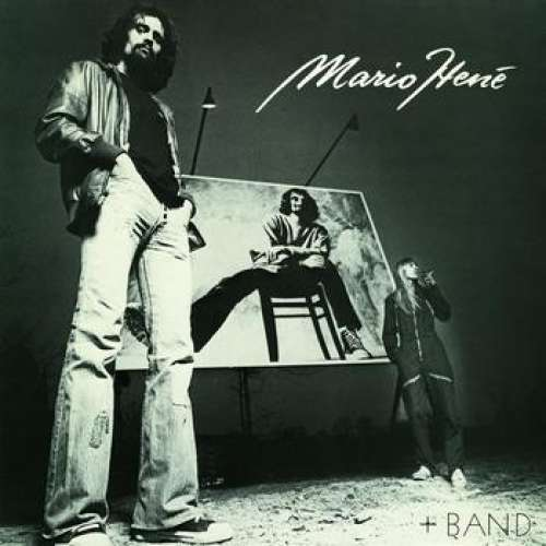 Bild Mario Hené - Jeder Malt Ein Andres Bild Von Mir (LP, Album) Schallplatten Ankauf