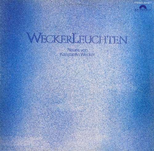 Cover zu Konstantin Wecker - Weckerleuchten (LP, Album) Schallplatten Ankauf