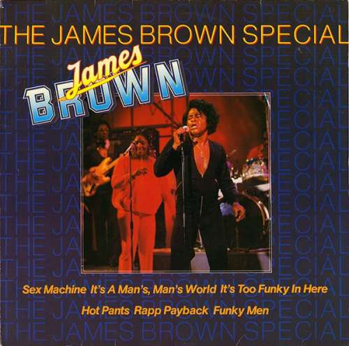 Bild James Brown - The James Brown Special (LP, Comp) Schallplatten Ankauf
