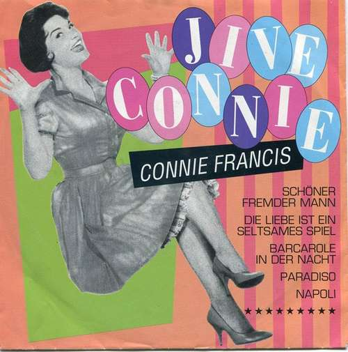 Bild Connie Francis - Jive Connie (7, Single) Schallplatten Ankauf