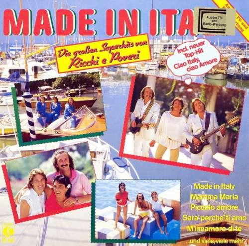 Bild Ricchi E Poveri - Made In Italy - Die Großen Superhits Von Ricchi E Poveri (LP, Comp) Schallplatten Ankauf