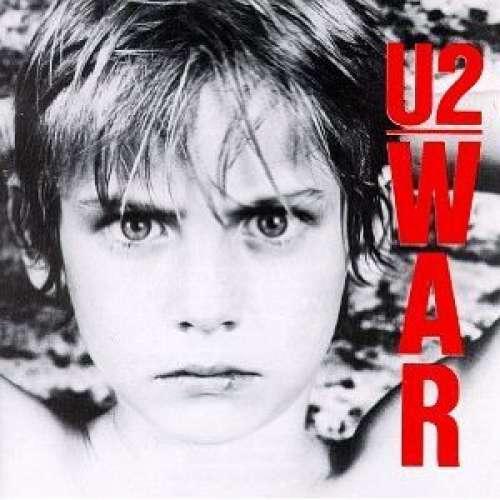 Cover U2 - War (LP, Album, Gat) Schallplatten Ankauf