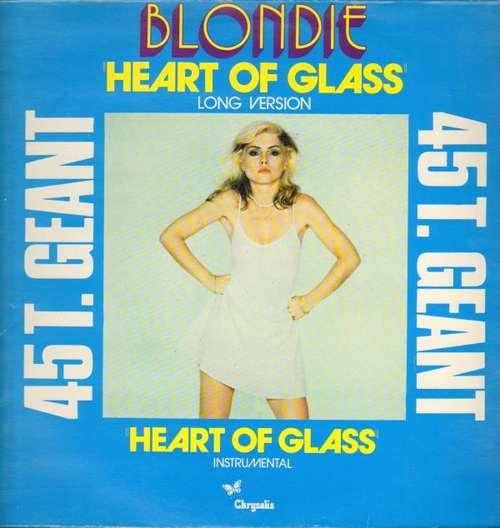 Cover Blondie - Heart Of Glass (12, Maxi) Schallplatten Ankauf