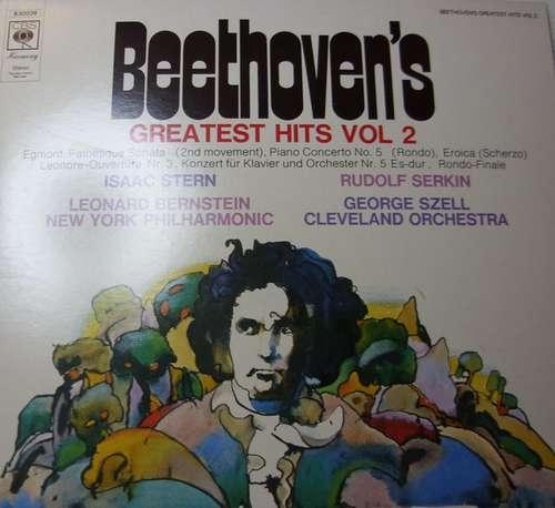 Bild Beethoven* - Beethoven's Greatest Hits Vol 2 (LP, Comp) Schallplatten Ankauf