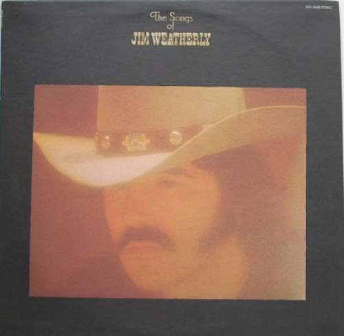 Cover zu Jim Weatherly - The Songs Of Jim Weatherly (LP, Album) Schallplatten Ankauf