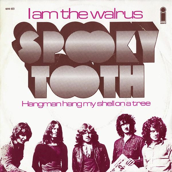 Bild Spooky Tooth - I Am The Walrus (7, Single, Lar) Schallplatten Ankauf