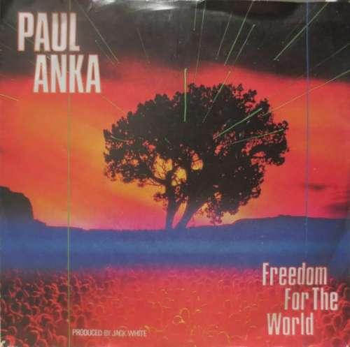 Bild Paul Anka - Freedom For The World (7, Single) Schallplatten Ankauf