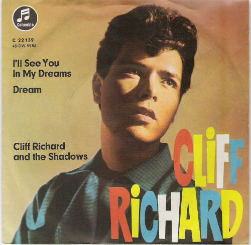 Bild Cliff Richard and The Shadows* - I'll See You In My Dreams / Dream (7, Single) Schallplatten Ankauf