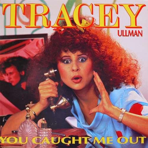 Bild Tracey Ullman - You Caught Me Out (LP, Album) Schallplatten Ankauf