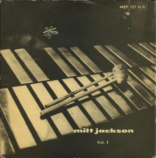 Bild Milt Jackson Quartet* - Stonewall / I Should Care (7, EP) Schallplatten Ankauf