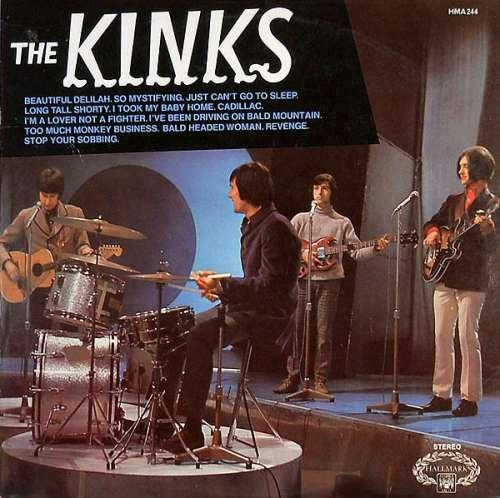 Cover The Kinks - Kinks (LP, RE) Schallplatten Ankauf