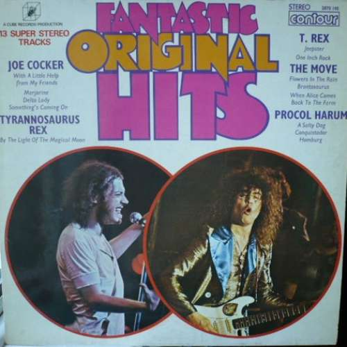 Bild Various - Fantastic Original Hits (LP, Album, Comp) Schallplatten Ankauf