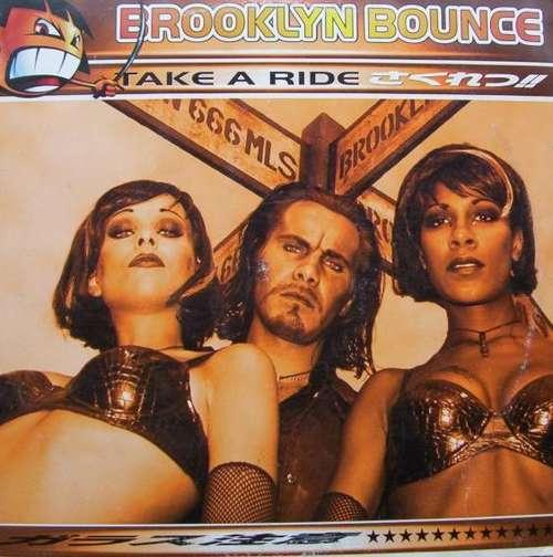 Cover Brooklyn Bounce - Take A Ride (12) Schallplatten Ankauf