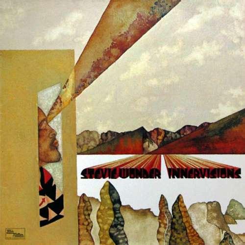 Cover Stevie Wonder - Innervisions (LP, Album, RE) Schallplatten Ankauf