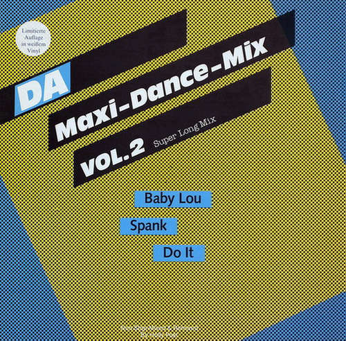 Bild Various - DA Maxi-Dance-Mix Vol. 2 (LP, Comp, Ltd, Mixed, Whi) Schallplatten Ankauf