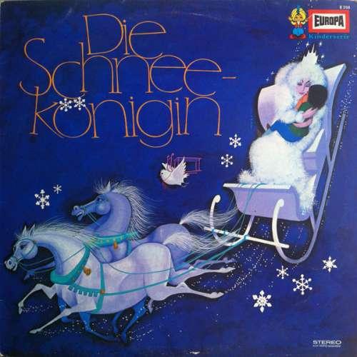 Cover Hans Christian Andersen - Die Schneekönigin (LP) Schallplatten Ankauf