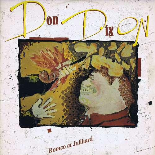 Bild Don Dixon - Romeo At Juilliard (LP, Album) Schallplatten Ankauf