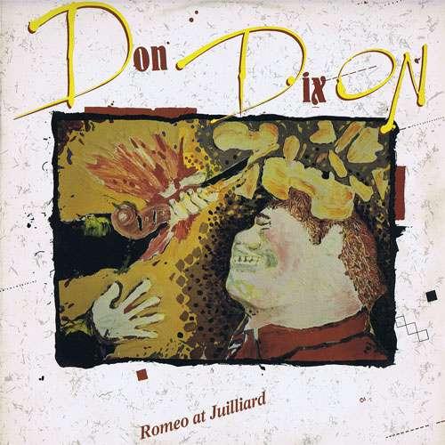 Cover zu Don Dixon - Romeo At Juilliard (LP, Album) Schallplatten Ankauf
