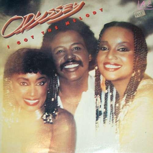 Cover zu Odyssey (2) - I Got The Melody (LP, Album) Schallplatten Ankauf