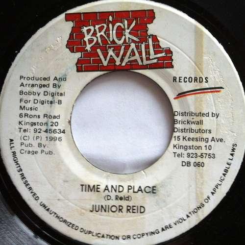 Bild Junior Reid - Time And Place (7) Schallplatten Ankauf