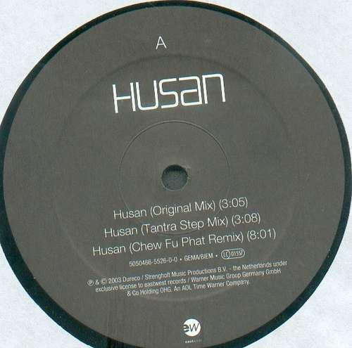 Cover Bhangra Knights vs. Husan - Husan (12) Schallplatten Ankauf