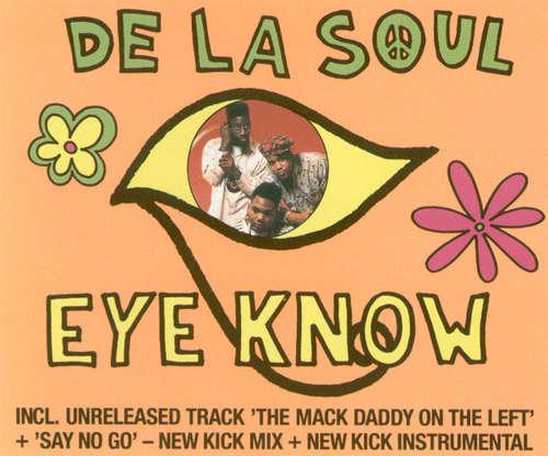 Cover De La Soul - Eye Know (CD, Single) Schallplatten Ankauf