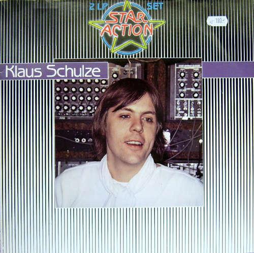 Cover Klaus Schulze - Star Action (2xLP, Comp) Schallplatten Ankauf