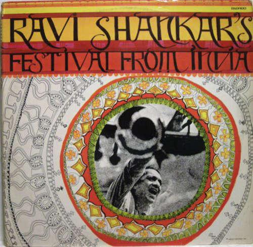 Cover Ravi Shankar - Ravi Shankar's Festival From India (2xLP) Schallplatten Ankauf