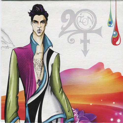 Cover Prince - 20Ten (CD, Album, Promo, Mat) Schallplatten Ankauf