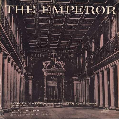 Bild Beethoven* / Leipzig Pro Arte Symphony Orchestra Conducted By Johann Walde - The Emperor (LP, Album) Schallplatten Ankauf