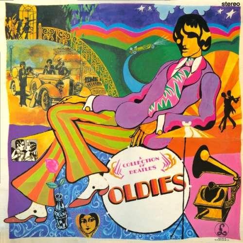 Cover The Beatles - A Collection Of Beatles Oldies (LP, Comp, RE) Schallplatten Ankauf