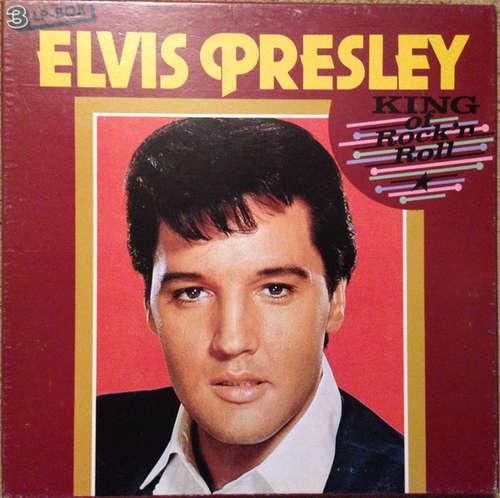 Cover Elvis Presley - King Of Rock'n Roll (3xLP, Comp) Schallplatten Ankauf